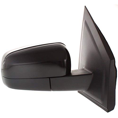 (New Right Passenger Side Power Mirror For 2005-2007 Ford Freestyle Manual Folding Non Heated Without Memory And Puddle Light FO1321285 )