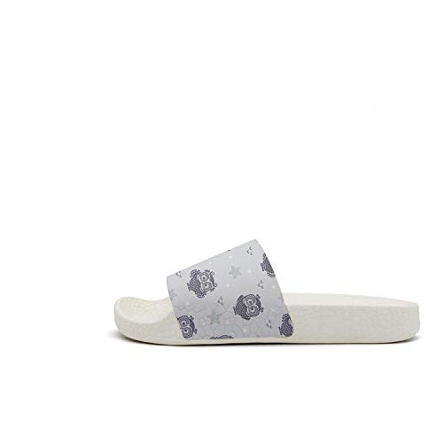 Flip Slides Sandals Open Outdoor Owls Toe with Flop Barn Owls Womens Star Barn Purple Guxefi Purple Bath Performance n7wv6Cqn8c