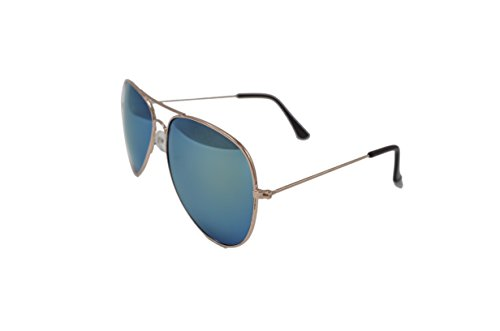Yacun Premium Fashion Full Mirror lens Aviator Sunglasses - Sunglasses Prescription Cheap Oakley