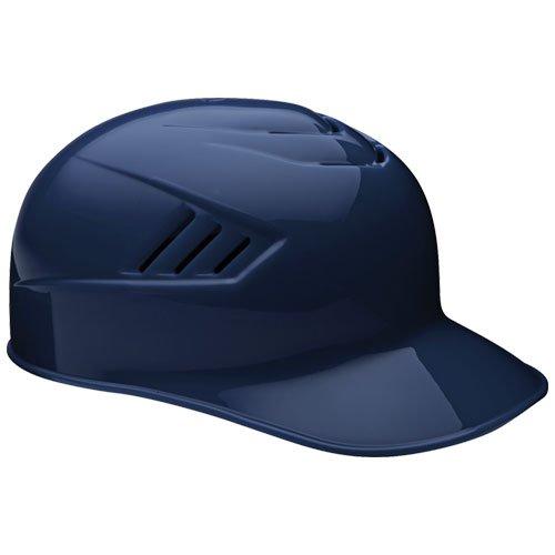 Rawlings Pro Base Coach Helmet (Navy, 7 3/8)