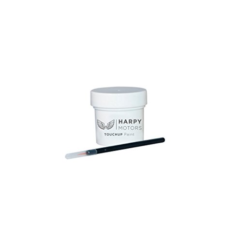 Harpy Motors 2010-2010 Jeep Wrangler FQD Surf Blue Pearl 1oz Professional Touch up Paint with Brush -Color Match Guaranteed