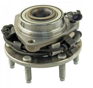 Isuzu Wheel Bearing (Front Wheel Bearing And Hub Assembly For Chevrolet, Isuzu, Oldsmobile And Saab; Premium Lines Part No. 513188)