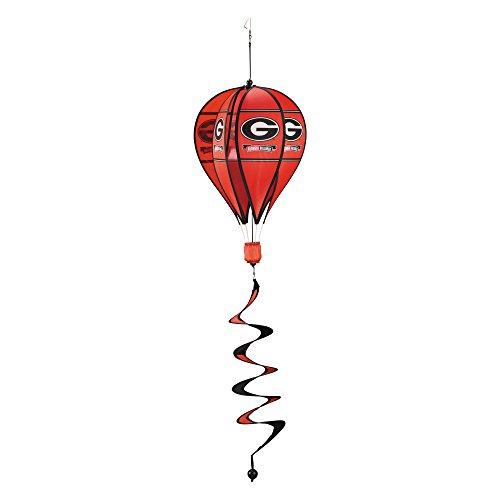 NCAA Georgia Bulldogs Hot Air Balloon Spinner by BSI