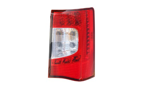 Chrysler Town & Country 11-13 Right Taillight Taillamp Led - Chrysler Town & Country Tail