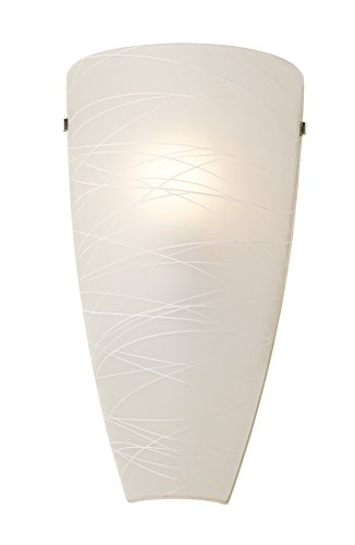 Possini Euro Frosted Pocket Sconce product image