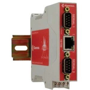Comtrol DeviceMaster RTS 2-Port Device Server by COMTROL CORP.