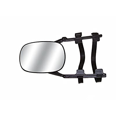 CIPA 11950 Universal Clip-On Towing Mirror: Automotive