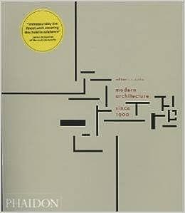 Modern Architecture Since 1900 3rd Edition Amazon Com Books
