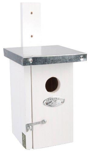Esschert Design Wren Nesting White