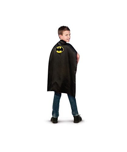 Rubie's Kids Double Sized Batman/superman Superhero Reversible Costume Cape]()