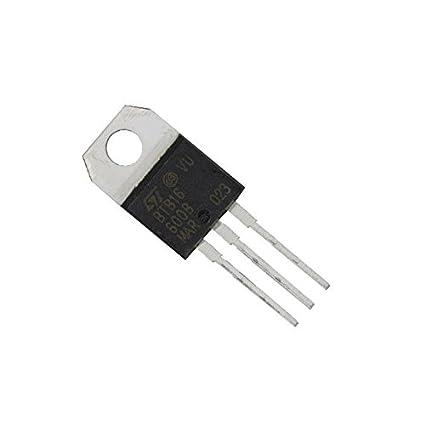 10PCS BTB16-600B ST TO-220 Triac 600V 16A BTB16-600 NEW