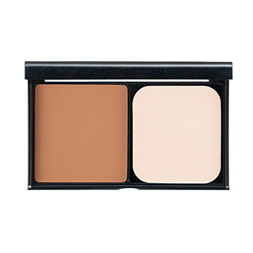 (FINME Natural Face Powder Mineral Foundations Oil-Control Brighten Concealer Whitening (L) )