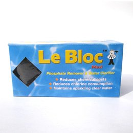 Le Bloc Gel Cubes x 4 for Swimming Pools