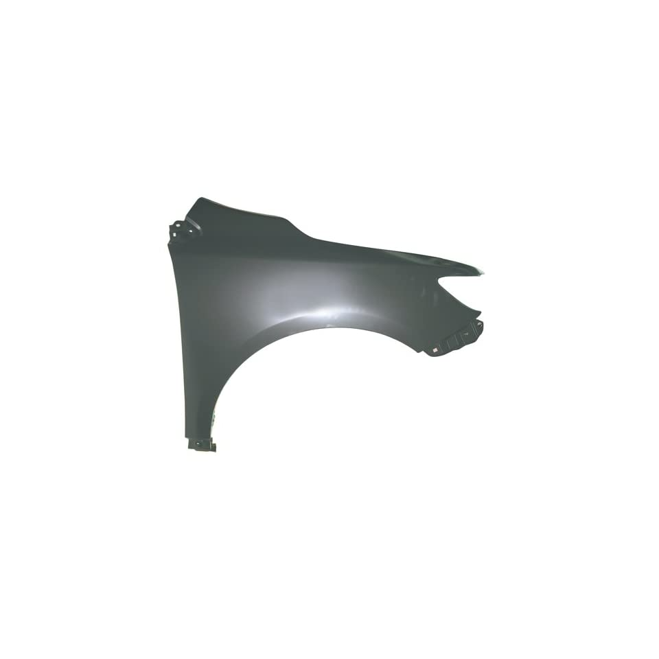 OE Replacement Toyota Corolla Front Passenger Side Fender Assembly (Partslink Number TO1241224)