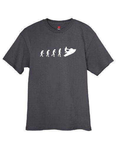 ShirtLoco Evolution Jetski Rider T Shirt