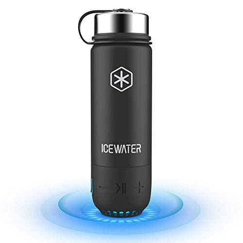 Smart water bottle that glows to keep you hydrated