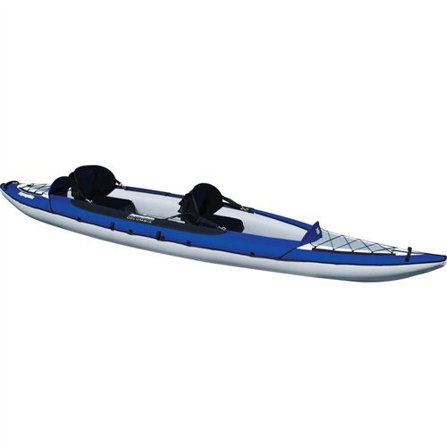 Aquaglide Fins - AquaGlide Columbia XP 2 Person Kayak