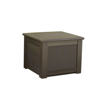 Rubbermaid Rattan 56 Gallon