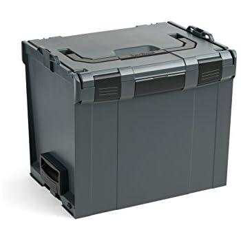 Amazon.com: Bosch Sortimo l-boxx-4 Antracita aspiradora ...
