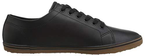 Leather Gum Gum Perry Fred Kingston Black Black SEFqRC