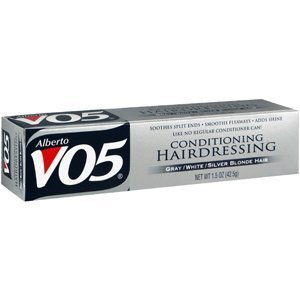 Special pack of 6 ALBERTO VO5 HAIR DRESSING GRAY 1.5 oz by Choice