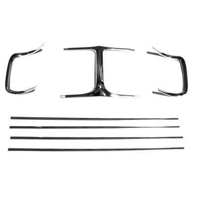 Goodmark Grille Molding Kit for 1969-1970 Dodge Charger