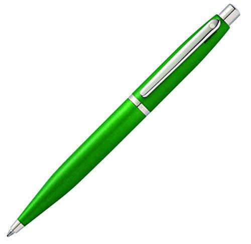 Sheaffer VFM Very Green Ballpoint Pen with Chrome ()