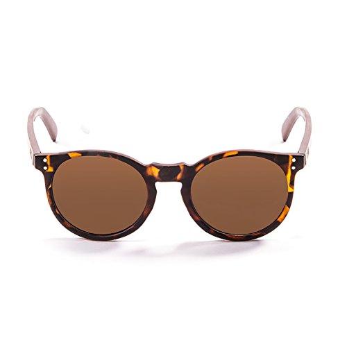 Paloalto Sunglasses P55010.2 Lunette de Soleil Mixte Adulte, Marron