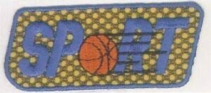 - VirVenture Orange Basketball Ball Sport Embroidery Applique Patch Great for Hats, Backpacks, and Jackets.