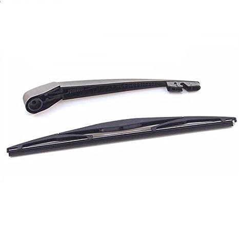 oyeah trasera brazo del limpiaparabrisas + hoja Set para Subaru Forester 2008 - 2015: Amazon.es: Coche y moto