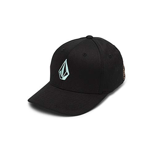 Volcom Big Boys' Full Stone X-fit Hat Youth, Agave, One Size