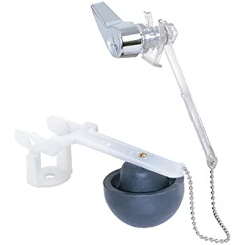 Touch Flush 88017 Flush Valve For Use With All Eljer