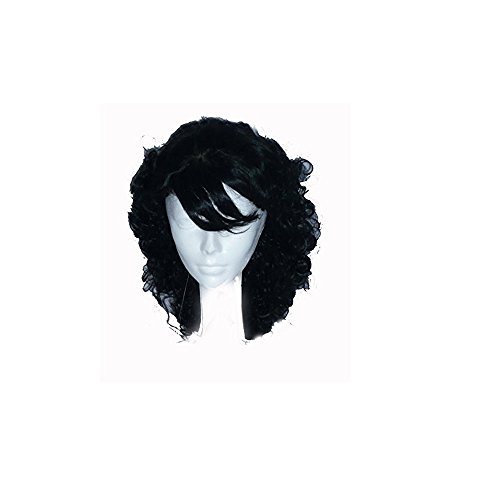 Black Dolly Wig (001/38 (Black) Dolly Wig)