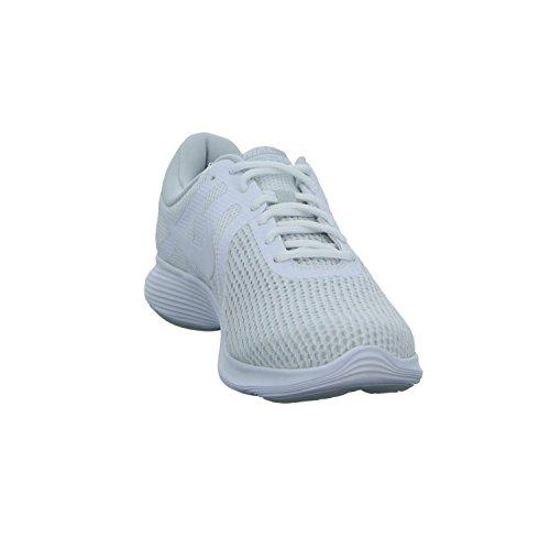 White 4 WMNS Platinum Blanc Femme EU 100 Chaussures Revolution White Pure de Nike Running qTzwCEq