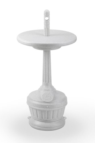 Outdoor Ashtray Windproof and Rainproof Petit Patio With Table by dci-dc