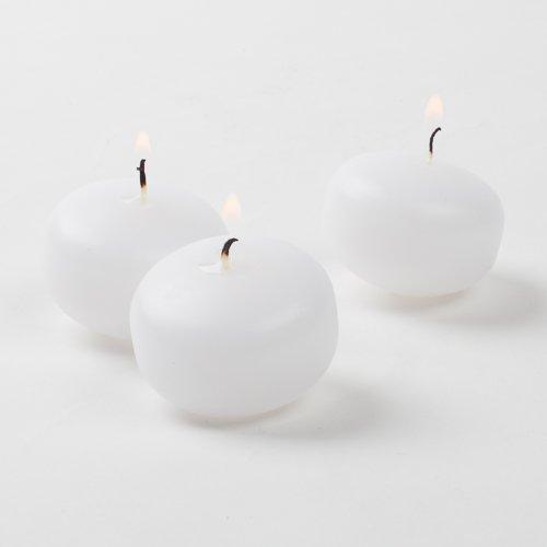 Richland Floating Candles White 1.5'' Set of 240 by Richland (Image #2)
