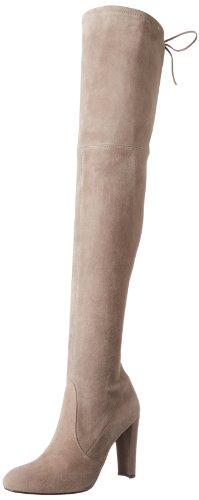 Stuart Weitzman Women's Highland Over-the-Knee Boot,Topo,7 M