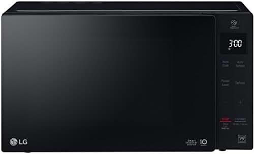 LG 0.9 Cu. Ft. NeoChef Countertop Microwave in Black Stainless Steel - LMC0975SB