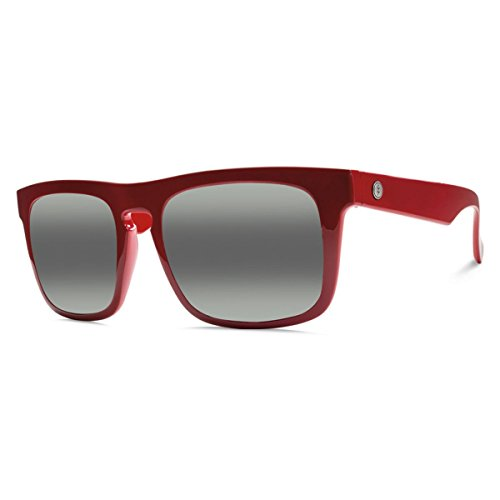 Electric Visual Mainstay Alpine Red/Grey Bi-Gradient - Alpina Sunglasses