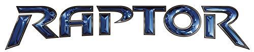 Raptor 1 RV Trailer Keystone Decal Graphic -1221