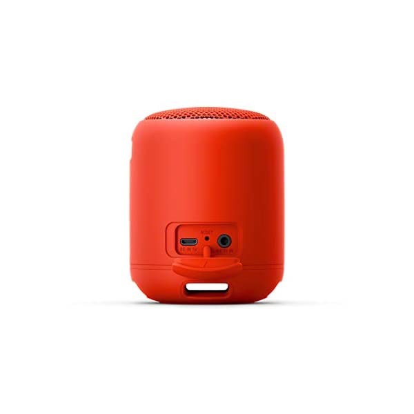 Sony SRS-XB12 Enceinte Portable Bluetooth Extra Bass Waterproof - Rouge 5