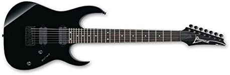 Ibanez RG Series RG7421 7-String Electric Guitar Black