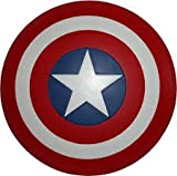 14 Inch Captain America Heavy Duty Plastic Bucket