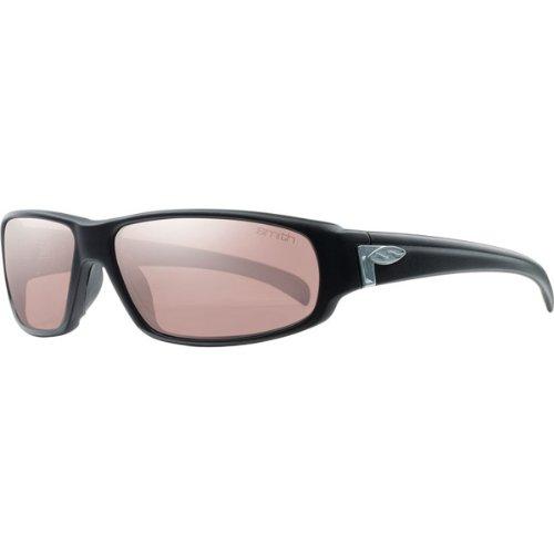 Smith Optics Precept Polarized Lifestyle Sunglasses - Matte Black/Size - Sunglasses Precept Smith