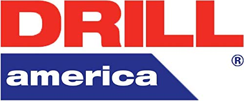 Drill America 1-1/8'' High Speed Steel Straight Flute Shell Reamer, DWR Series