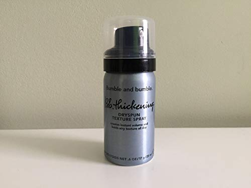 ickening Dryspun Volume Texture Spray, Travel Size.6 oz ()
