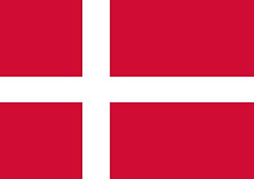 Toland Home Garden Flag of Denmark 28 x 40 Inch Decorative C