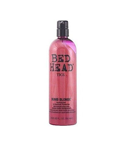 - TIGI Bed Head Dumb Blonde Reconstructor Conditioner, 25.36 Ounce