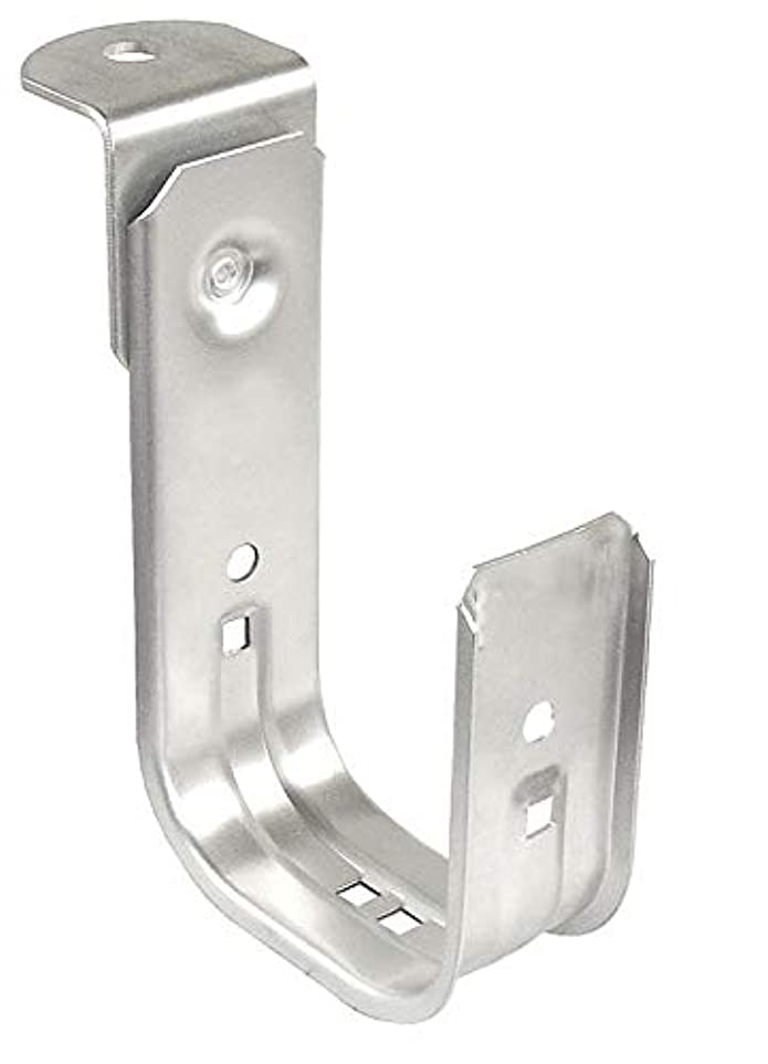 Garvin 4 in. J Cable Hook with Angle Bracket (25-Pack)