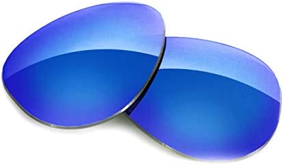 Fuse Lenses Polarized Replacement Lenses for Bvlgari 7022 57mm